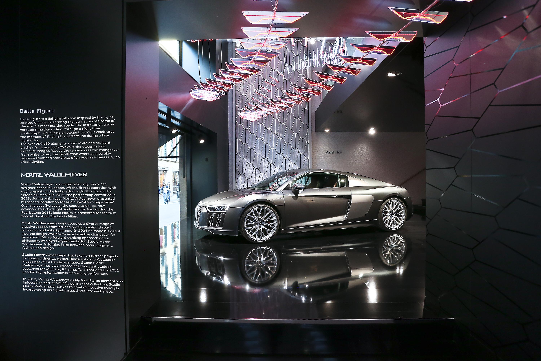 Quando Design E Innovazione Si Incontrano L Audi City Lab Ritorna Nel Cuore Di Milano