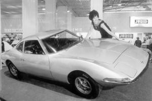 Opel at IAA 1965