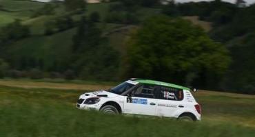 ACI Sport, 22° Rally Adriatico, Scandola e D'Amore (Skoda Fabia S2000) chiudono al comando la prima giornata