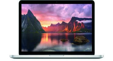 Apple aggiorna il MacBook Pro 13 pollici