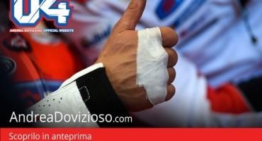 Pronto il nuovo sito di Andrea Dovizioso (www.andreadovizioso.com), sarà online dal 28 Maggio