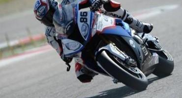 WSBK, terza fila per il BMW Motorrad Italia SBK Team nelle due gare di domani a Imola