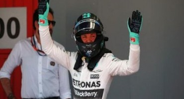 Formula 1, GP Spagna, Rosberg non sbaglia e centra la prima vittoria della stagione 2015