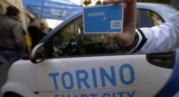 car2go, a Torino oltre 10.000 noleggi nei primi 30 giorni di servizio
