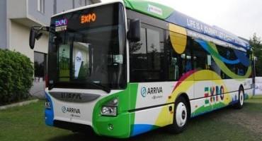 Iveco a Expo 2015: l'eccellenza industriale per la mobilità e la logistica sostenibile