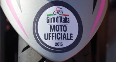 Yamaha, il nuovo Yamaha TMAX è la moto ufficiale del Giro d'Italia 2015