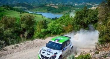 ACI Sport, Italiano Rally, l'equipaggio Scandola/D'Amore (Skoda Fabia Super 2000) vince il 22° Rally Adriatico