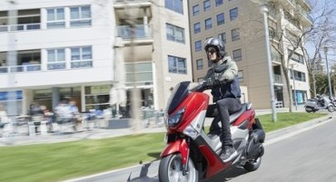 NMAX, il nuovo scooter entry level di Yamaha