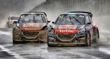 Campionato del Mondo FIA di Rallycross, le Peugeot 208 WRX pronte pr il round in Belgio