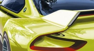 BMW 3.0 CSL Hommage, tributo del BMW Design Team, sarà presente al Concorso d'Eleganza Villa d'Este