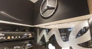 Apre a Milano il primo Mercedes me Store italiano