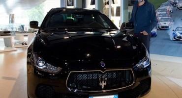 Lo Chef modenese Massimo Bottura è Brand Ambassador Maserati
