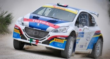 Peugeor Sport, 22° Rally Adriatico, Andreucci è leader del CIR, Tassone conduce la classifica junior