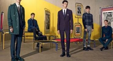 Dior Homme: la collezione autunno 2015 vista dagli scatti di Karim Sadli