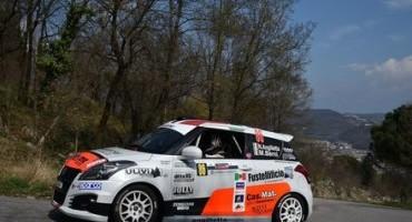 8° Suzuki Rally Cup, clima infuocato per il 48° Rally del Salento