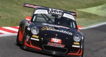 ACI Sport, Italiano GT, classe GT Cup, i fratelli Luca e Nicola Pastorelli (Porsche 997) si impongono in Gara 2