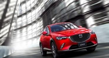Nuovo Mazda CX-3: è già un successo