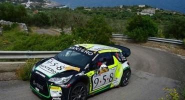ACI Sport, Campionato Italiano WRC, l'equipaggio Bosca-Aresca su Citroen DS3 WRC si aggiudica il 48° Rally del Salento