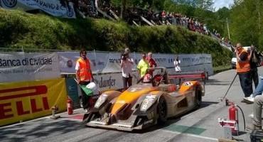 ACI Sport, Italiano Velocità Montagna, il pilota orvietano, Michele Fattorini (Osella PA 2000 Honda) si impone alla 46^ Verzegnis – Sella Chianzutan