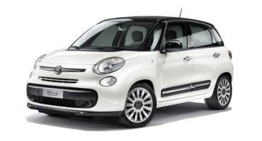 Nelle Concessionarie Fiat si potrà ordinare la nuova serie speciale 500L EXPO