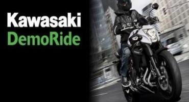 Suzuki Demoride tour, il 23 e 24 maggio, per provare le novità della gamma 2015