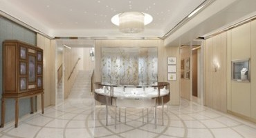 Tiffany & Co.: in autunno la nuova boutique a Roma, in via Condotti
