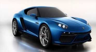 La Lamborghini Asterion LPI 910-4 al Concorso d'Eleganza Villa d'Este
