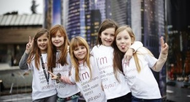 Pitti Bimbo, l'appuntamento internazionale per la moda del bambino, dal 25 al 27 giugno 2015