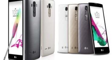 LG introduce i nuovi G4 Stylus e G4c, gli ultimi prodotti della famiglia G4