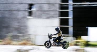 """Dalla fantasia di Vibrazioni® Art Design e dalla sinergia tra Scrambler Ducati e Pirelli nasce la nuova """"special"""""""