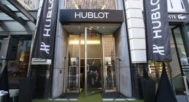 Hublot opens first boutique in San Francisco