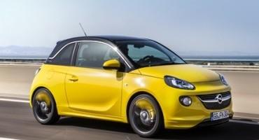 Opel Adam: debutto del nuovo cambio manuale robotizzato (Easytronic 3.0) al Salone dell'Automobile di Istanbul