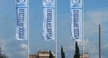 Mazda accoglie Autocolosseo, la nuova concessionaria di Roma