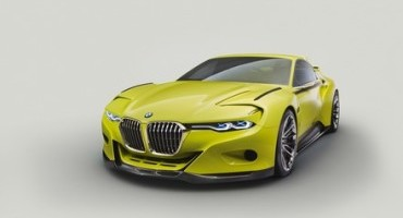 Ville d'Este, BMW 3.0 CSL Hommage, sportività ed eleganza
