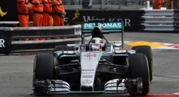 Formula 1, GP di Monaco, la prima di Hamilton sul circuito monegasco, poi Rosberg e Vettel