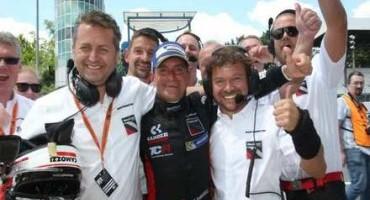 Autodromo Nazionale di Monza, week end TCR: dominio di Gianni Morbidelli in entrambe le gare (Honda Civic del Team West Coast Racing)