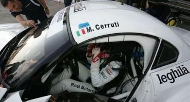 ACI Sport, Italiano Gran Turismo, Michela Cerruti rientra a Monza con il team BMW Roal Motorsport