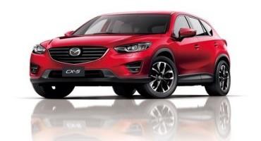 Mazda CX-5, superato il milione di unità