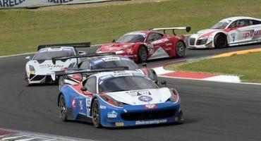 ACI Sport, Italiano Gran Turismo, a Monza il Team Ombra Racing schiera una seconda Ferrari 458 Italia per Cipriani-Tedeschi