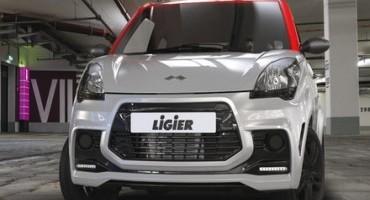 Da Ligier la nuova JS50 Sport, the ultimate look