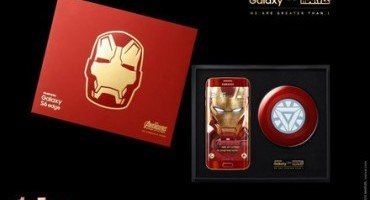 Samsung presenta Galaxy S6 Iron Man Limited Edition
