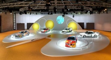 BMW celebrates 40 years of BMW Art Cars