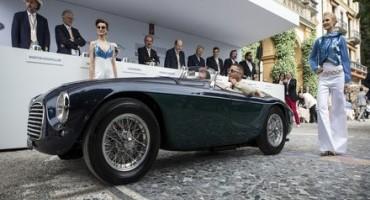 BMW protagonista del Concorso d'Eleganza Villa d'Este 2015