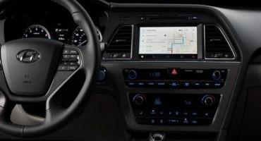 Hyundai è la prima casa automobilistica a lanciare Android Auto