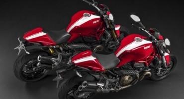 Ducati Monster: con le versioni Stripe la gamma è ancora più completa ed accattivante