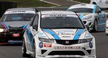 ACI Sport, Italiano Turismo Endurance, Samuele Piccin e Romy Dall'Antonia (Honda Civic Typ-R FN2) sferrano l'attacco alla Seconda Divisione