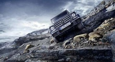 Nuova Mercedes-Benz Classe G: l'icona off-road si rinnova ancora una volta