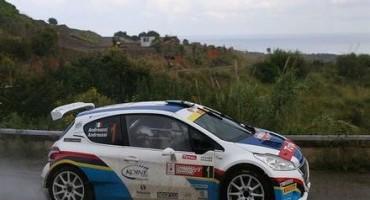 """ACI Sport, Italiano Rally, Targa Florio: problemi meccanici per Andreucci dopo la """"Collesano"""""""