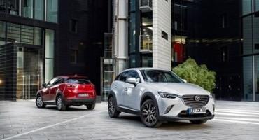 Nuovo Mazda CX-3: disegnato per stupire