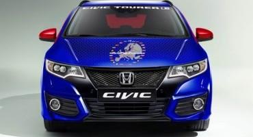 """Honda, con Civic Tourer, punta alla conquista del """"Guinness World Records™"""" per i consumi di carburante"""